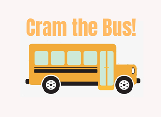 cram the bus
