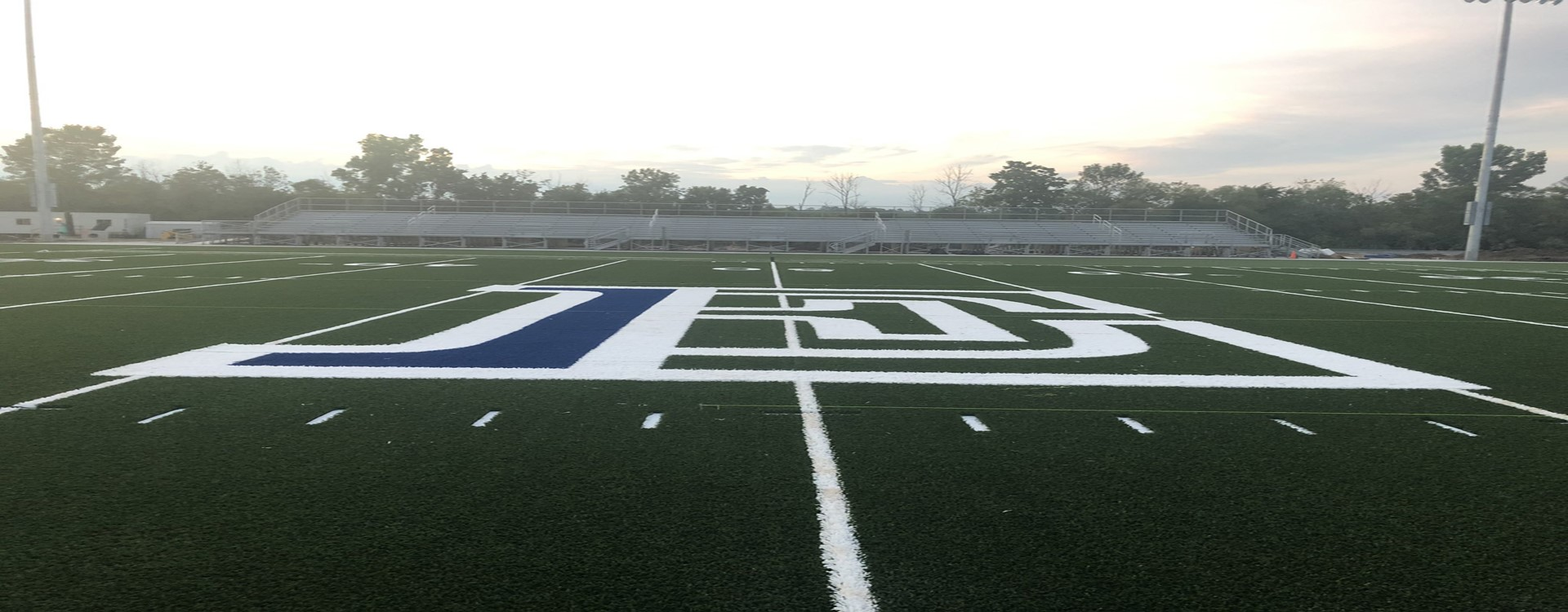 New EJHS Football Field
