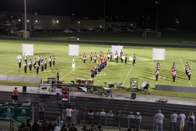 Wjhs Band Bringing In The Awards Jessamine County Schools