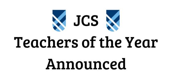 JCS Now Accepting Teacher of the Year Nominations