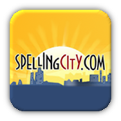 Spelling City button